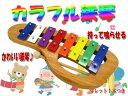 【送料無料】カラフル鉄琴★お子様とご一緒に★1音階★/###鉄琴SWRBQ-8★###
