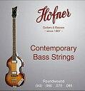 【即日発送O.K】Hofner KH-HCT1133R バイオリンベース専用弦(ラウンド弦)【代引き不可】【smtb-ms】【RCP】【zn】