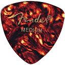 【即日発送O.K】【ピック12枚セット】Fender CLASSIC PICKS 346 SHAPE Medium Tortois
