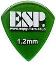 【ピック5枚セット】ESP PJ-PSU12 Green JAZZ ULTEM Pick ジャズ・ウルテム・ピック 1.2mm【smtb-ms】【RCP】【zn】