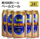 地ビール 国産ビール 地域ブランド 銀河高原ビール ペールエール 350ml×24本 【酒類】