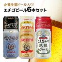 地ビール エチゴビール 6本セット 地ビールセット【酒類】