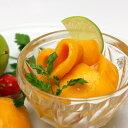 マンゴー(木成り完熟) ハーフカット 1Kg 最高水準 カラパオマンゴー 冷凍マンゴー
