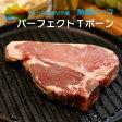 熟成ビーフ パーフェクトTボーンステーキ 約400g 赤みの旨さをお楽しみください♪ 食べごたえ十分