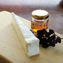 白カビ チーズと枝付レーズンのプレゼントセット(ブリードモー・ランゲリーノ、ブリアサバランから)リボン付き 送料無料 ホワイトデー 毎週火・木曜日発送