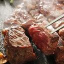 ステーキ 赤身 Tボーンステーキ 2cm 送料無料 約500g アメリカ産 ステーキ肉 サーロイン ヒレ