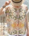 【再入荷♪7月17日22時より】otonaの夏Tシャツ  バードサファリトップス