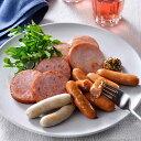 自社牧場産ブランド豚「ゴールデンポーク」を100%使用。特にウインナーはパリッとした食感で、旨みと塩気のバランスが抜群! ...