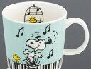 ◎★マグカップ スヌーピー S/N ピアノ SY6820-01 ピアノ教室発表会記念品 音楽教室 プ