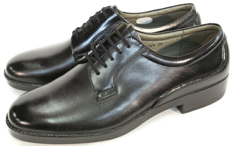 ボンステップ メンズ 靴Bon Step/ボンステップBS-K-5169 メンズ 外羽根プレーントウ紳士(メンズ)靴/大塚製靴,オーツカ,otsuka/ボンステップ(Bon Step)/コンフォートビジネスシューズ/レースアップ/防水,撥水/