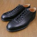 【皇室御用達 大塚製靴】M5-400レースアップ シューズ[M5-400Lace-upShoes]ブラック・ダークブラウン