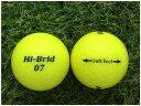 【中古】 DUNLOP ダンロップ Hi-Brid Soft Feel 2012年モデル パッションイエロー A級 ゴルフボール ロストボール 1球バラ売り