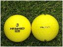 【中古】 DUNLOP ダンロップ HI-BRID Bb SOFT パッションイエロー A級 ゴルフボール ロストボール 1球バラ売り