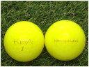【中古】 KASCO キャスコ KIRA DIAMOND 2020年モデル イエロー S級 ゴルフボール ロストボール 1球バラ売り