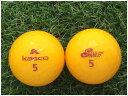 【中古】 KASCO キャスコ SILICONE MILD オレンジ S級 ゴルフボール ロストボール 1球バラ売り