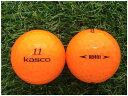 【中古】 KASCO キャスコ XD 401 オレンジ S級 ゴルフボール ロストボール 1球バラ売り