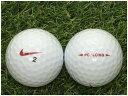 【中古】 NIKE ナイキ PD/LONG 2014年モデル ホワイト A級マーカー ゴルフボール ロストボール 1球バラ売り