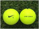 【中古】 NIKE ナイキ PD/LONG 2014年モデル イエロー A級マーカー ゴルフボール ロストボール 1球バラ売り