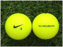 【中古】 NIKE ナイキ TI-VELOCITY 2013年モデル イエロー S級 ゴルフボール ロストボール 1球バラ売り
