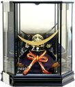 【五月人形 送料無料】吉徳大光作「伊達政宗」六面体ケース飾り《537-103》