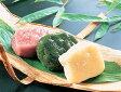 【いきなり団子】白・よもぎ・紫イモ、3つの味が楽しめるサツマイモのお団子です各2コ入×3つの味^^