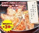 【新春価格10%OFF】[餃子の王国]【どでかドン 6個入】黒豚生餃子が約3倍になったBIGな餃子!黒豚肉100%。野菜も国産です^^