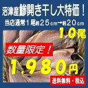 〈食品総合ランキング 1位 獲得〉極旨!★駿河湾 沼津産 鯵...