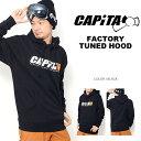 送料無料 長袖 パーカー キャピタ CAPITA FACTORY TUNED HOOD スノーボード パーカー フーディ メンズ 紳士 スノボ スノー SNOWBOARD 国内正規品 パーカ align=