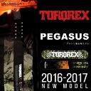 送料無料 TORQREX トルクレックス ボード PEGASUS ペガサス グラスウイング ダブルキャンバー 板 スノーボード メンズ グラトリ ジブ 2..