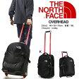 送料無料 ノースフェイス オーバーヘッド OVERHEAD キャリーバッグ THE NORTH FACE バッグ NM08051 スーツケース 旅行 出張 コロコロ 35リットル