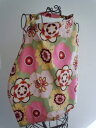 ワイド ナージングカバー クレオピンク 授乳服 授乳カバー 授乳ケープ outfit