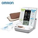 OMRON オムロン 低周波治療器 電気治療器 HV-F9520 肩こり 腰痛 電気 温熱 低周波 治療器 マッサージ器