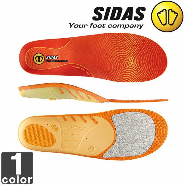 シダス【SIDAS】ウィンター3D インソール 329500 スキー スノボ 中敷 シュー…...:outlet-grasshopper:10014472