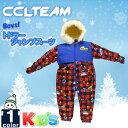 《送料無料》【CCL TEAM】トドラー ベビー スキー ジャンプ スーツ 3652800 1511