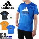 アディダス【adidas】メンズ PERF グラフィック Tシャツ ABG04 1604 CLIMALITE スポーツ ト