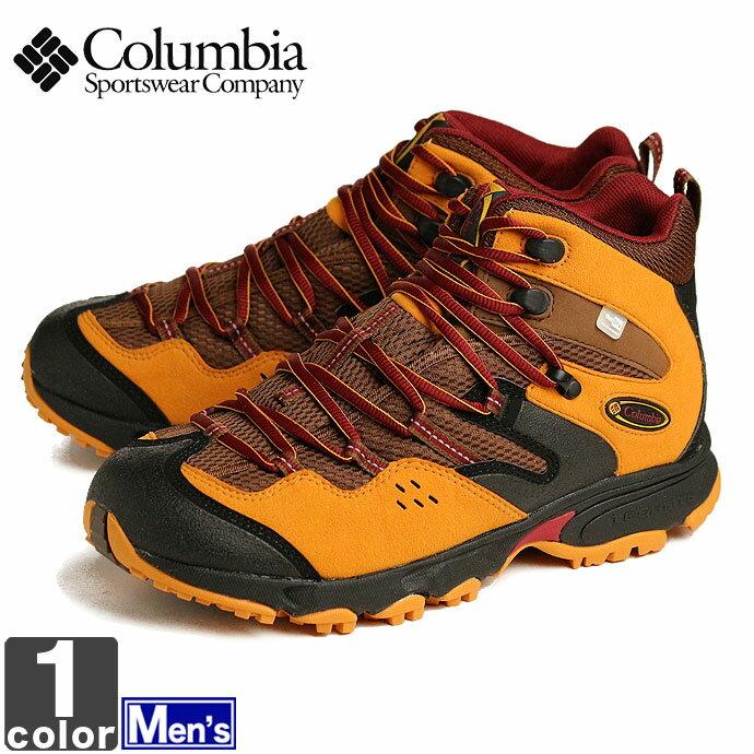 《送料無料》コロンビア【Columbia】2016年秋冬 メンズ セイバー ミッド プラス アウトドライ YM5260 1610 シューズ 靴 ブーツ アウトドア 登山 ハイキング トレッキング 防水 透湿 山登り 紳士 男性