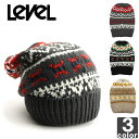 ■LeVeLのキャップ! タウンユース ユニセックス