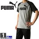 プーマ【PUMA】メンズ 半袖 Tシャツ 593022 1701 ドライセル トップス ウェア シャツ ジム フィットネス スポーツ TEE 吸汗速乾 マルチバッグ 紳士 男性