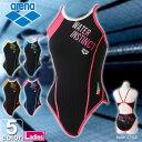 《送料無料》アリーナ【arena】 レディース スーパーフライバック SAR-7101W 1703 スイムウェア 水着 トレーニング 水泳 ...