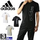 アディダス【adidas】 メンズ エッセンシャル ビッグロゴ 半袖 Tシャツ DJP85 1704 トップ