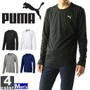 プーマ【PUMA】メンズ エッセンシャル 長袖 Tシャツ 594539 1709 ドライセル トップス ウェア シャツ ジム フィットネス スポーツ TEE 吸汗速乾 紳士 男性