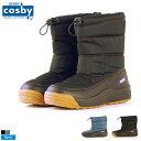 ショッピング雪 ブーツ コスビー cosby メンズ 耐水圧5000mm スパイク付 スノーブーツ CSSNB-13 1910 ブーティ アウトドア ウインターブーツ シューズ 靴 通勤 通学 タウンユース 防水
