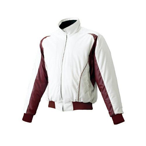 《》SSK(エスエスケイ) 蓄熱 グラウンドコート フロントフルZIP 中綿 BWG1002 1511 メンズ 紳士 野球 トレーニング ジャケット 中綿