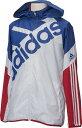 《送料無料》adidas (アディダス) MENS TEAM ウィンドジャケット フード(裏メッシュ) BX340 1609 メンズ 紳士 男性 アパレル ウェ...