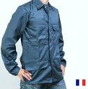 フランス ワーク シャツ ジャケット スナップボタン VTN / ヨーロッパ デッドストック