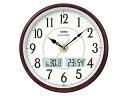 【新品/取寄品/代引不可】ウェーブセプター 掛け時計 ITM-200J-5BJF