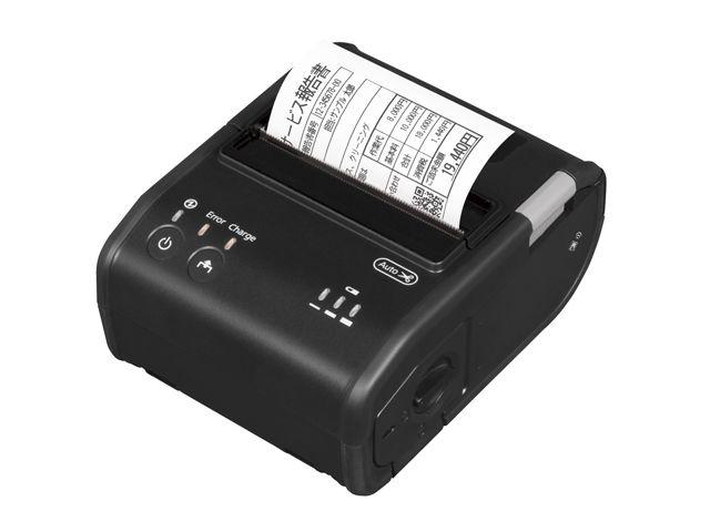 【新品/取寄品】モバイルレシートプリンターTM-P80(Bluetooth+USB対応) TMP80B753