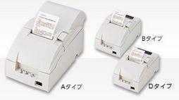 【新品/取寄品】業務用小型ドットプリンタ Aタイプ TM-U220A(シリアル/オートカッタ/クールホワイト) TM-U220A