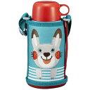 【新品/在庫あり】タイガー ステンレスボトル サハラ 2WAY Colobockle(コロボックル) MBR-B06G-AR ウサギ [0.6L]