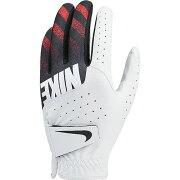【新品/取寄品】Nike スポーツ グローブ LH GG0526-108 ホワイト/ブラック/マックスオレンジ ML